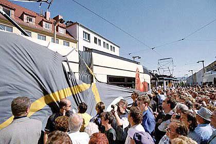 100 Jahre Straßenbahn - Nordhausen